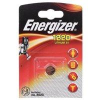 Фото Energizer CR-1220 bat(3B) Lithium 1шт