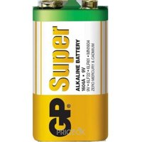 Фото GP Batteries Krona bat Alkaline 1шт Super (1604A)