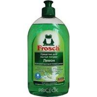 Фото Frosch Бальзам для мытья посуды Лимон 500 мл