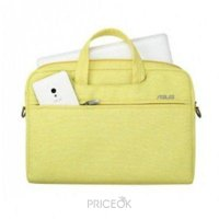 "Фото ASUS EOS Shoulder Bag 12"" Yellow (90-XB01D0BBA020)"