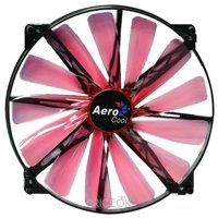 Фото Aerocool Lightning 20cm Red LED