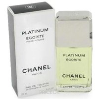 Фото Chanel Egoiste Platinum EDT