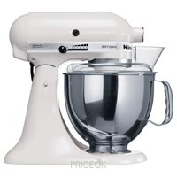 Фото KitchenAid 5K45SSEWH