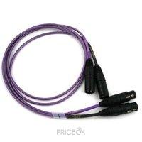 Фото Nordost Purple Flare (XLR-XLR) 1.5m