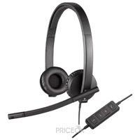 Фото Logitech USB Headset Stereo H570e