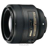 Фото Nikon 85mm f/1.8G AF-S Nikkor