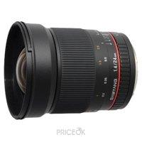 Фото Samyang 24mm f/1.4 ED AS UMC Canon EF