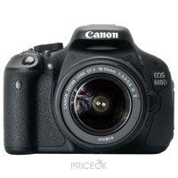 Фото Canon EOS 600D Kit