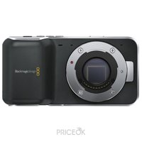 Фото Blackmagic Pocket Cinema Camera