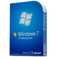 Фото Microsoft Windows 7 SP1 Профессиональная 64 bit Русский (коробочная версия) OEM (FQC-08297)