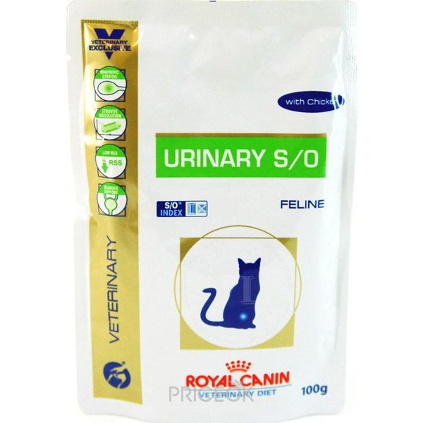 Корм royal canin urinary s 0