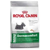 Фото Royal Canin Mini Dermacomfort 0,8 кг