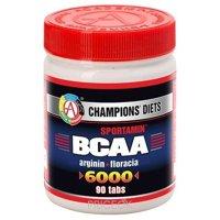 Фото Champions Diets BCAA 6000 90 tabs