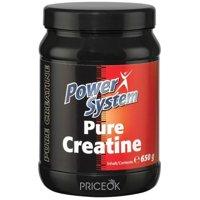 Фото Power System Pure Creatine 650g
