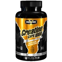 Maxler Creatine caps 100