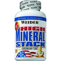 Фото Weider High Mineral Stack 120 caps