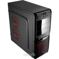 Фото Aerocool V3X Advance Black Edition 500W Black
