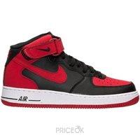 Фото Nike Air Force 1 Black/Red