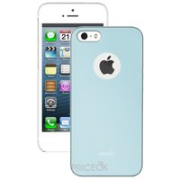 Фото Moshi iGlaze Slim Case Coral Blue for iPhone 5/5S (99MO061501)