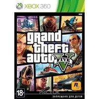 Фото Grand Theft Auto V (Xbox 360)