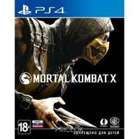 Фото Mortal Kombat X (PS4)