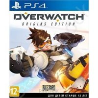 Фото Overwatch - Origins Edition (PS4)
