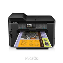 Фото Epson WorkForce WF-7520