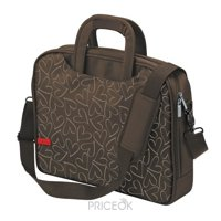 "Фото Trust 15.6"" Oslo Notebook Carry Bag-Brown (17040)"
