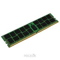 Фото Kingston 16GB DDR4 2400MHz (KVR24R17D4/16)