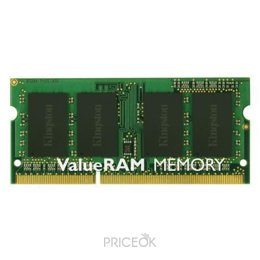 Фото Kingston 4GB SO-DIMM DDR3L 1600MHz (KVR16LS11/4)