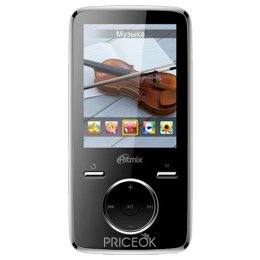 MP3 плеер (Flash,  HDD)  Ritmix RF-7650 4Gb