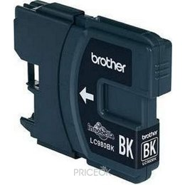 Фото Brother LC-980BK