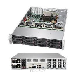 Сервер Сервер SuperMicro SSG-6028R-E1CR12H