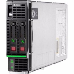 Сервер HP ProLiant BL460c Gen10 (863447-B21)