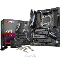 Фото MSI X299 GAMING PRO CARBON AC