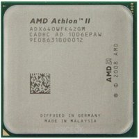 Фото AMD ATHLON II X4 640