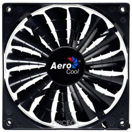 Фото Aerocool Shark Fan Evil Black Edition 14cm