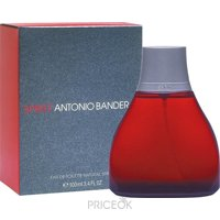 Фото Antonio Banderas Spirit For Men EDT
