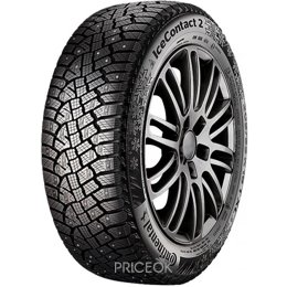 Continental ContiIceContact 2 SUV (275/55R19 111T)