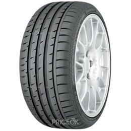 Фото Continental ContiSportContact 3 (245/40R17 91W)