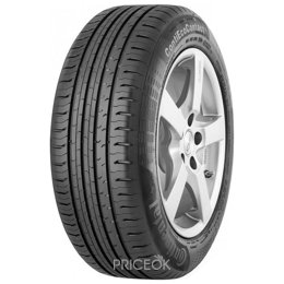 Фото Continental ContiEcoContact 5 (215/55R16 93W)