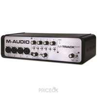 Фото M-Audio M-Track QUAD