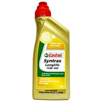Фото CASTROL Syntrax Long Life 75W-140 1л