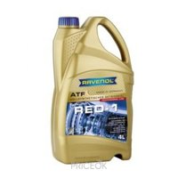 Фото RAVENOL ATF RED-1 4л