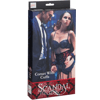 Фото California Exotic Novelties Scandal Corset with Cuffs