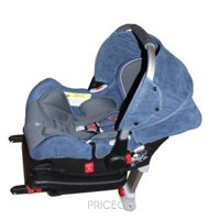 Forkiddy Lagun + Isofix Base