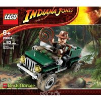 Фото LEGO Indiana Jones 20004 Jungle Cruiser