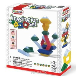Wedgits Imagination Set 300651 25 деталей