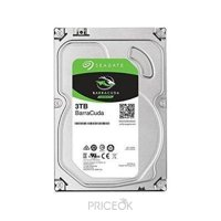"Seagate BarraCuda 3.5"" 3TB (ST3000DM007)"