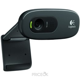 Web (веб) камеру Logitech HD Webcam C270